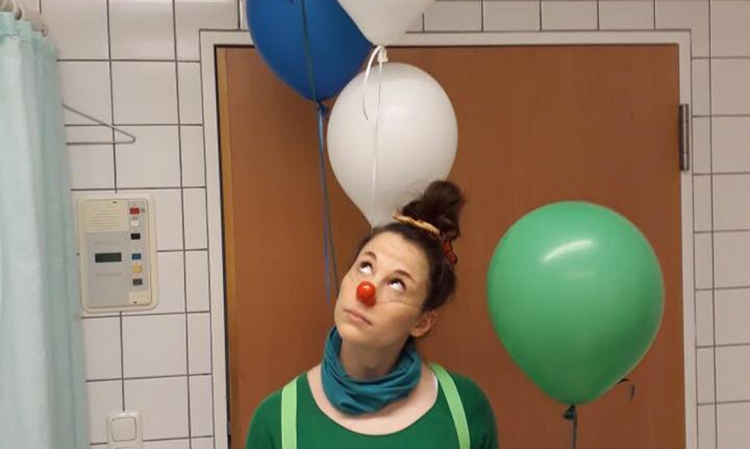 Der Aktionstag des Dachverband Clowns